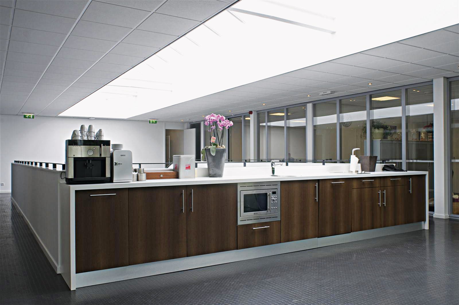 Grote open keuken oskamp interieurs