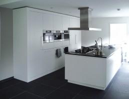 Strakke Witte Keuken : Inspiratie strakke greeploze keuken vasco keukens